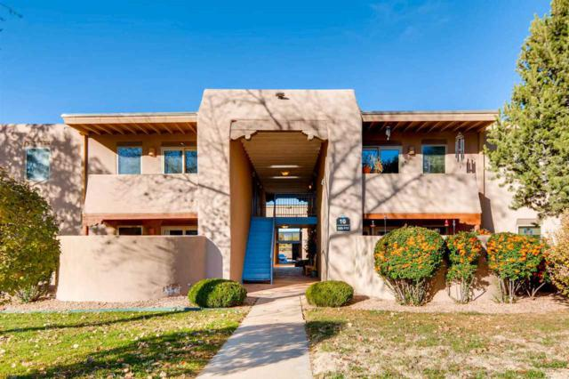 601 W San Mateo Rd #111, Santa Fe, NM 87505 (MLS #201805410) :: The Very Best of Santa Fe
