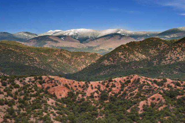 37 Senda Vieja, Santa Fe, NM 87501 (MLS #201805437) :: The Bigelow Team / Realty One of New Mexico