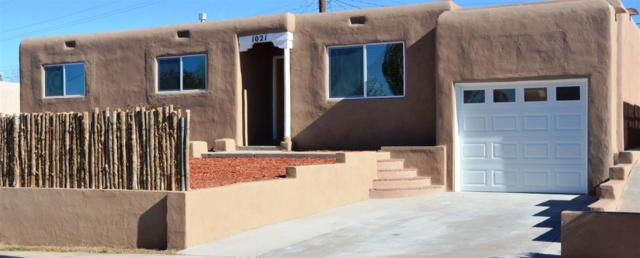 1021 Siringo Rondo East, Santa Fe, NM 87507 (MLS #201805459) :: The Very Best of Santa Fe
