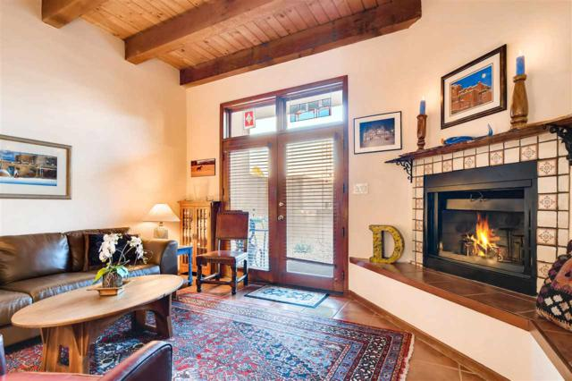 727 Viento Circle A, Santa Fe, NM 87501 (MLS #201805478) :: The Very Best of Santa Fe