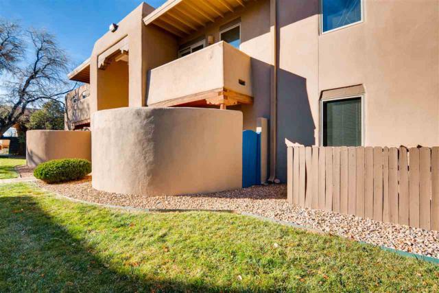 601 W San Mateo Road #98, Santa Fe, NM 87505 (MLS #201805487) :: The Very Best of Santa Fe