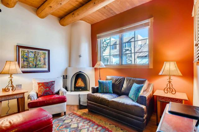211 Rosario Blvd #15, Santa Fe, NM 87501 (MLS #201805517) :: The Desmond Group