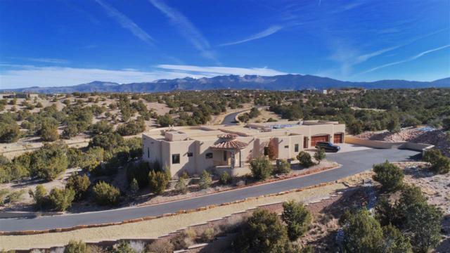 12 Paseo Del Fondo, Santa Fe, NM 87506 (MLS #201805520) :: The Desmond Group