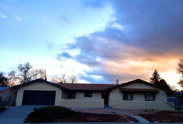103 Ft Union, Los Alamos, NM 87547 (MLS #201805537) :: The Desmond Group