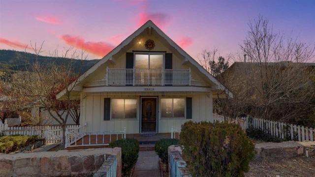 331 Mooney Blvd, Jemez Springs, NM 87025 (MLS #201805539) :: The Very Best of Santa Fe
