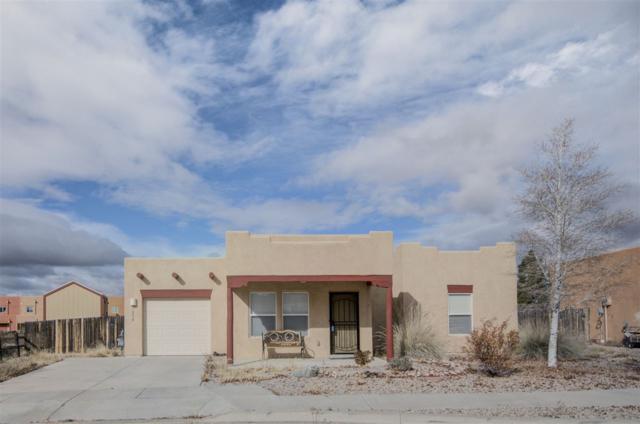 7238 Via Verde, Santa Fe, NM 87507 (MLS #201805542) :: The Very Best of Santa Fe