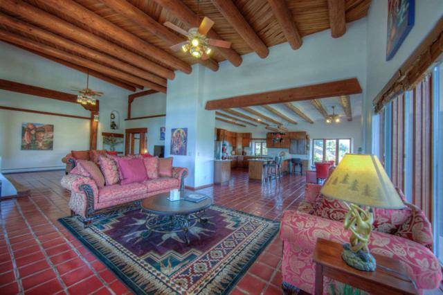 28 Vista De Luna, Santa Fe, NM 87508 (MLS #201805563) :: The Very Best of Santa Fe