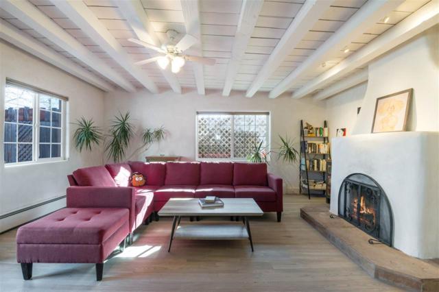 524 Onate Place, Unit B, Santa Fe, NM 87501 (MLS #201805569) :: The Very Best of Santa Fe