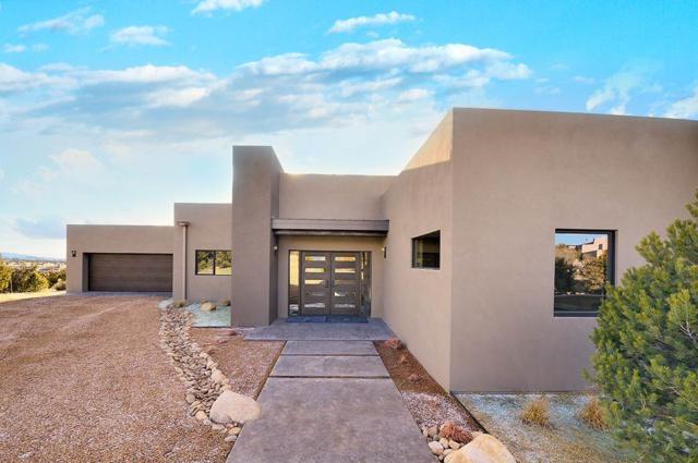 1884 Conejo Drive Lot 1C Casa Mas, Santa Fe, NM 87505 (MLS #201805570) :: The Desmond Group