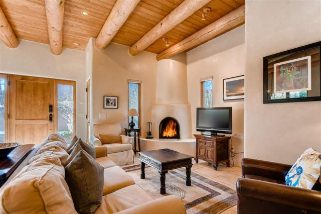 609 Griffin Street, Santa Fe, NM 87501 (MLS #201805585) :: The Desmond Group