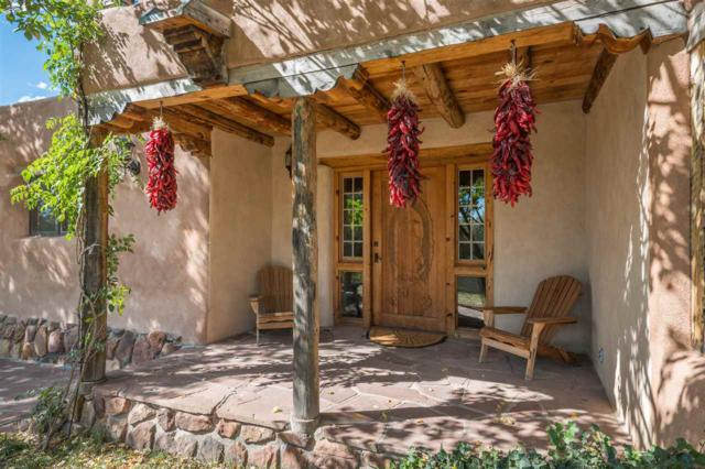 16 Hubbard Hill, Pecos, NM 87552 (MLS #201805595) :: The Very Best of Santa Fe