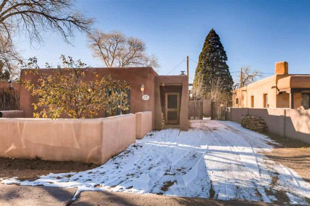 534 Calle Corvo, Santa Fe, NM 87501 (MLS #201805608) :: The Very Best of Santa Fe