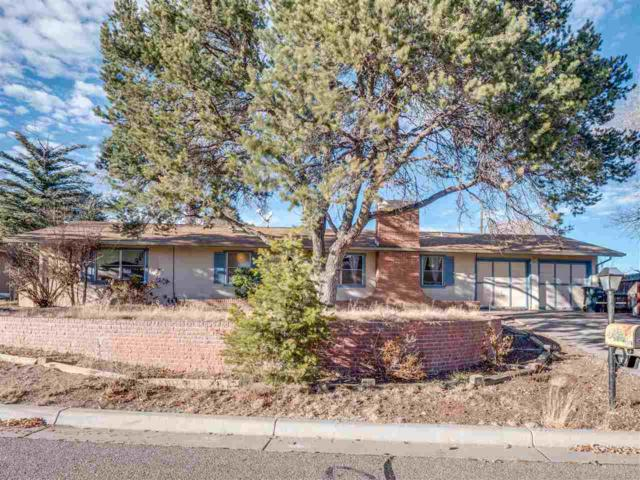 116 Ft Union Ave, Los Alamos, NM 87544 (MLS #201805618) :: The Desmond Group