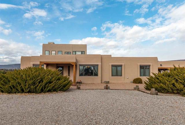55 Private Drive 1033, Alcalde, NM 87511 (MLS #201805629) :: The Bigelow Team / Realty One of New Mexico