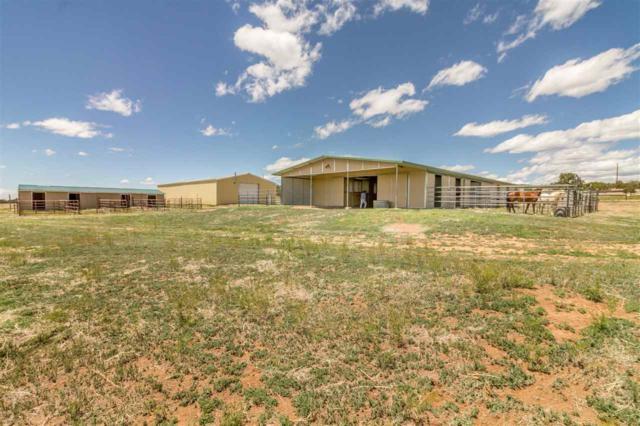 95 Ranch Road, Lamy, NM 87540 (MLS #201805631) :: The Very Best of Santa Fe
