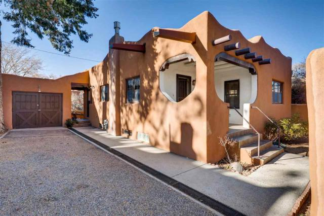 654 Granada, Santa Fe, NM 87505 (MLS #201805649) :: Berkshire Hathaway HomeServices Santa Fe Real Estate