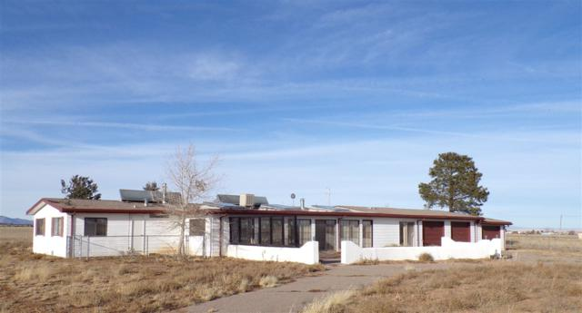 526 Lexco Road, Moriarty, NM 87035 (MLS #201805658) :: The Very Best of Santa Fe