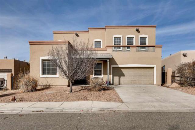 7149 Calientito Loop, Santa Fe, NM 87507 (MLS #201805663) :: The Very Best of Santa Fe