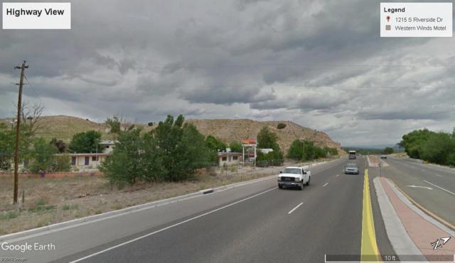 1215 S Riverside Dr, Espanola, NM 87532 (MLS #201805677) :: The Very Best of Santa Fe
