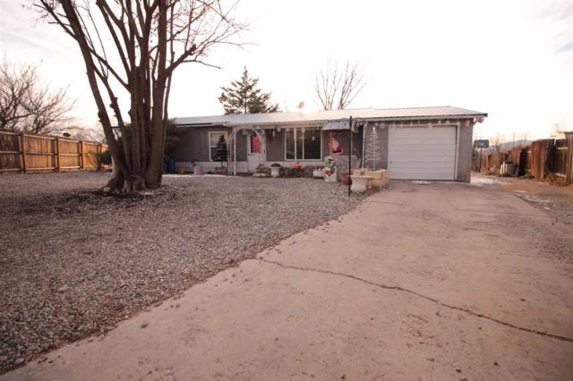 1600 Greenfield Rd., Espanola, NM 87532 (MLS #201805686) :: The Desmond Group