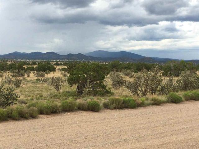 119 New Moon Overlook, Lamy, NM 87540 (MLS #201805722) :: The Desmond Group
