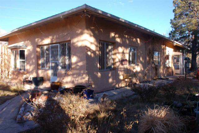 1916 Evergreen Drive, Sombrillo, NM 87567 (MLS #201805777) :: The Very Best of Santa Fe