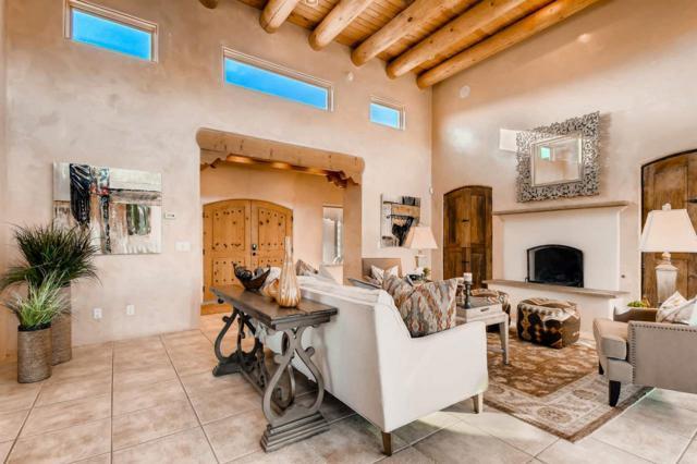794 Camino Francisca, Santa Fe, NM 87506 (MLS #201805846) :: The Very Best of Santa Fe