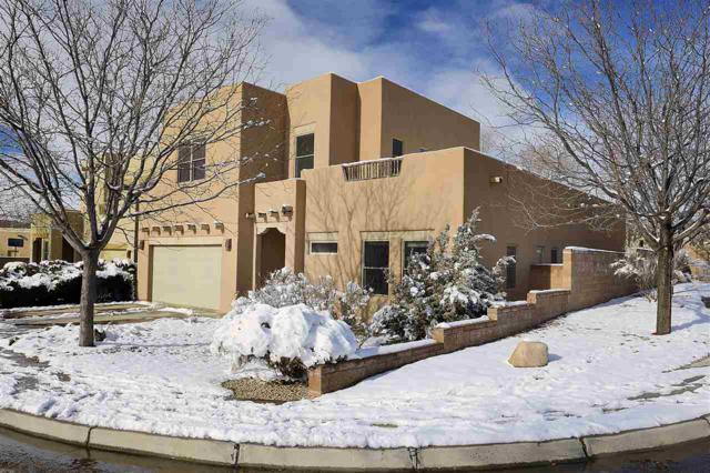 1562 Corte La Canada, Santa Fe, NM 87501 (MLS #201805854) :: The Very Best of Santa Fe