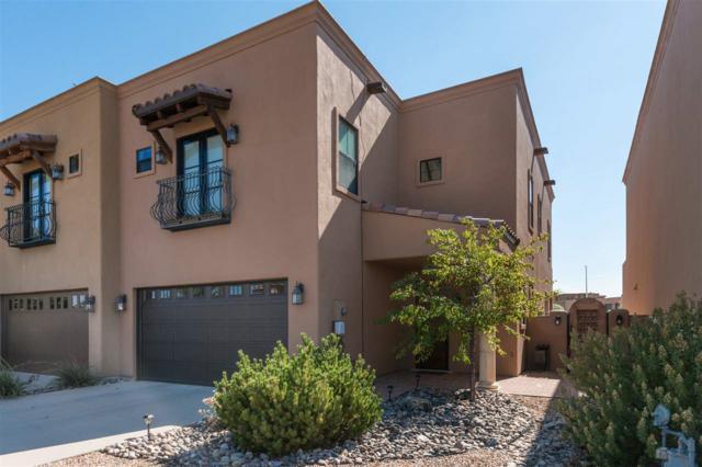 3174 Viale Tresana, Santa Fe, NM 87505 (MLS #201805861) :: The Very Best of Santa Fe