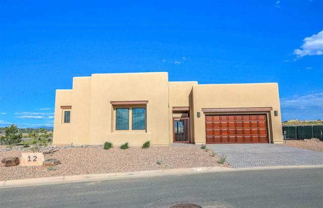12 Camino Maravilla, Santa Fe, NM 87506 (MLS #201900062) :: The Very Best of Santa Fe