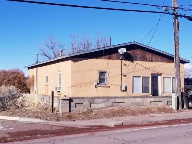 1635 Agua Fria, Santa Fe, NM 87505 (MLS #201900065) :: The Very Best of Santa Fe