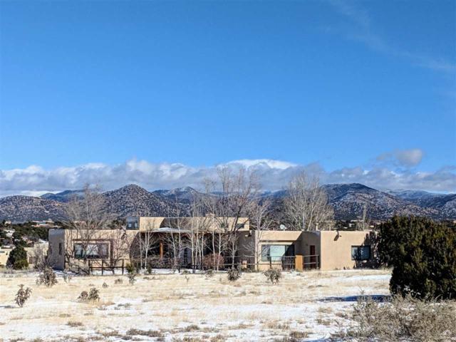10 Balsa Road, Santa Fe, NM 87508 (MLS #201900067) :: The Very Best of Santa Fe