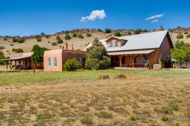 5711 State Highway 41, Galisteo, NM 87540 (MLS #201900084) :: The Very Best of Santa Fe
