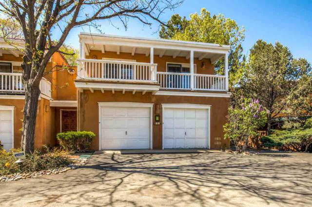 624 E Alameda #15 & #16, Santa Fe, NM 87501 (MLS #201900110) :: The Very Best of Santa Fe