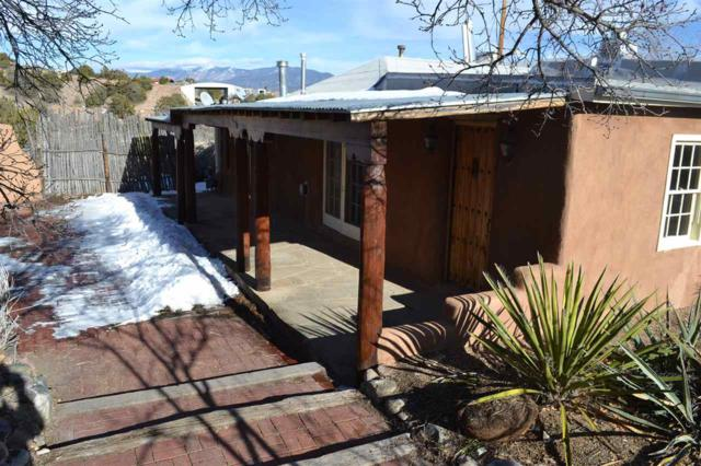 110 N El Rancho Rd, Santa Fe, NM 87501 (MLS #201900164) :: The Bigelow Team / Realty One of New Mexico