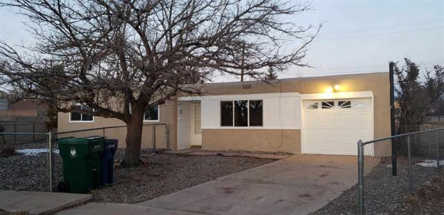 1115 Calle Quieta, Santa Fe, NM 87507 (MLS #201900174) :: The Bigelow Team / Realty One of New Mexico