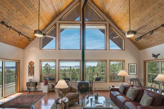9 Bonita Vista, Rutheron, NM 87551 (MLS #201900185) :: The Very Best of Santa Fe