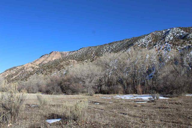 TRACT B-2 Us Hwy 285, Ojo Caliente, NM 87539 (MLS #201900192) :: The Bigelow Team / Realty One of New Mexico