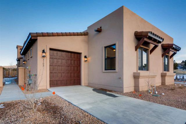 3103 Viale Tresana, Santa Fe, NM 87505 (MLS #201900209) :: The Desmond Group