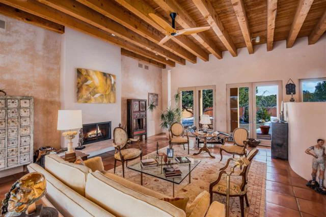 120 E Sunrise, Santa Fe, NM 87506 (MLS #201900217) :: The Desmond Group