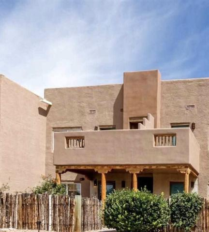 2210 Miguel Chavez #724, Santa Fe, NM 87505 (MLS #201900225) :: The Bigelow Team / Realty One of New Mexico