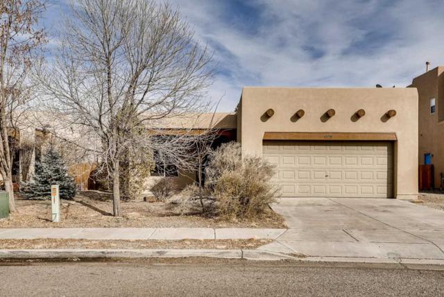 4329 Jaguar Loop, Santa Fe, NM 87507 (MLS #201900260) :: The Desmond Group