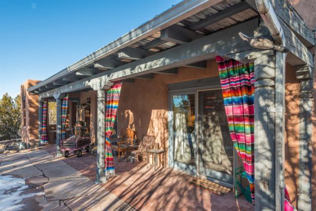 90 Cerrito De Baca Road, Ojo Caliente, NM 87549 (MLS #201900261) :: The Desmond Group