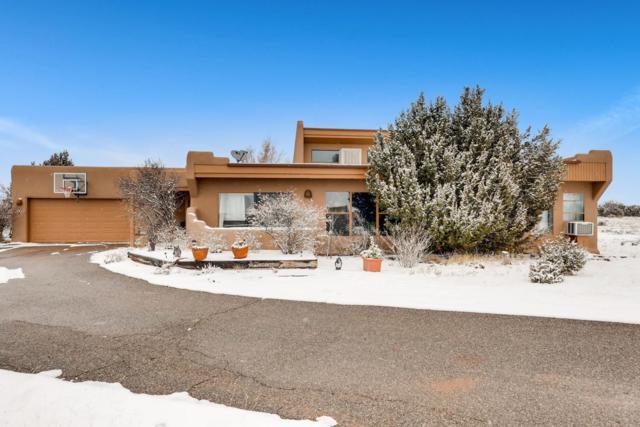 24 Aventura, Santa Fe, NM 87508 (MLS #201900294) :: The Desmond Group