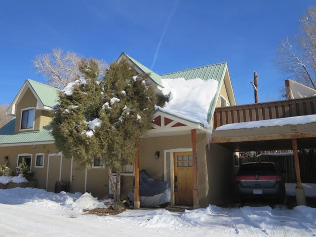 209 Los Pandos Deseo Unit 7A, Taos, NM 87571 (MLS #201900296) :: The Bigelow Team / Realty One of New Mexico
