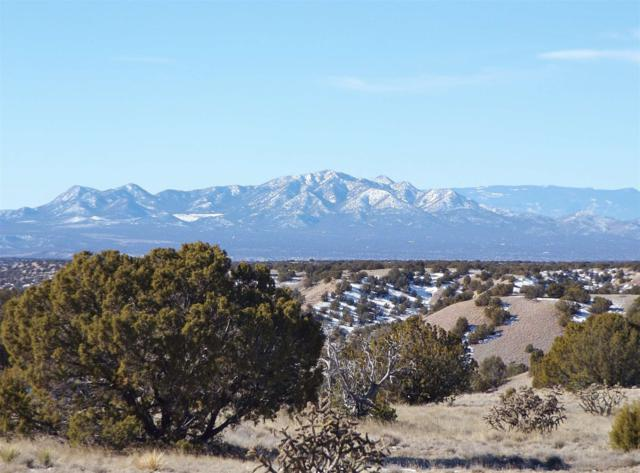 285 New Moon Overlook Lot 15, Lamy, NM 87540 (MLS #201900309) :: The Desmond Group