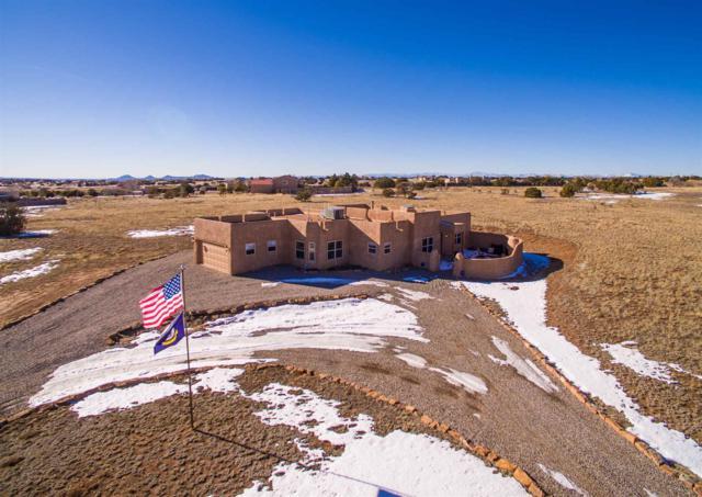 17 Chaparral, Santa Fe, NM 87508 (MLS #201900344) :: The Desmond Group