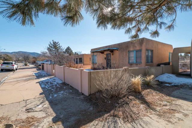 307 Lomita St., Santa Fe, NM 87505 (MLS #201900358) :: Berkshire Hathaway HomeServices Santa Fe Real Estate