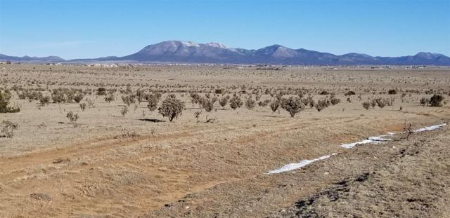 Thompson Rd Lomas Ct., Edgewood, NM 87015 (MLS #201900369) :: The Bigelow Team / Realty One of New Mexico