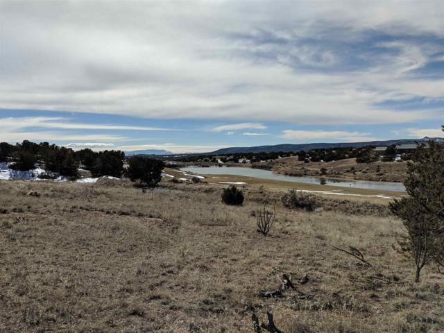 9 Luna Nueva Lot 48, Santa Fe, NM 87506 (MLS #201900390) :: The Desmond Group